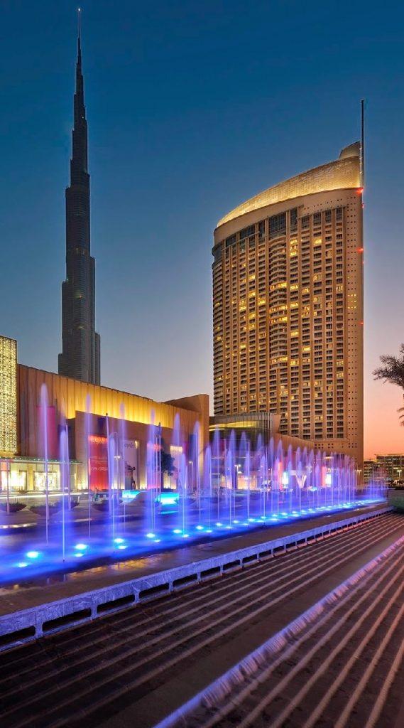 commercial interior design awards dubai burj