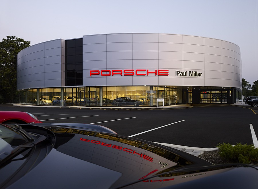 Paul Miller Porsche  (New Jersey)  Top Architects | Mike Wilkins from Callison Top Architects Mike Wilkins from Callison 2