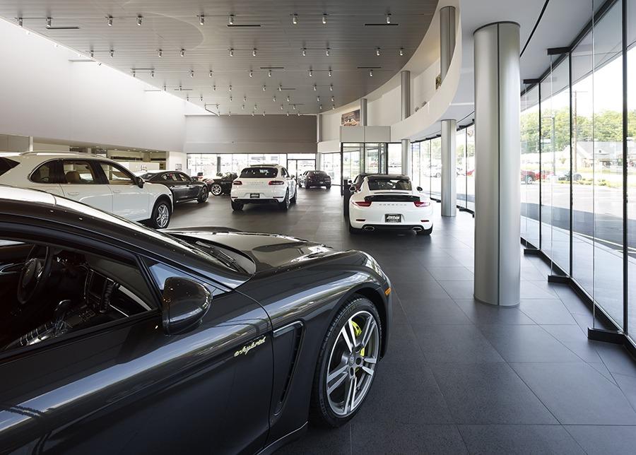 Paul Miller Porsche  (New Jersey)  Top Architects | Mike Wilkins from Callison Top Architects Mike Wilkins from Callison 3