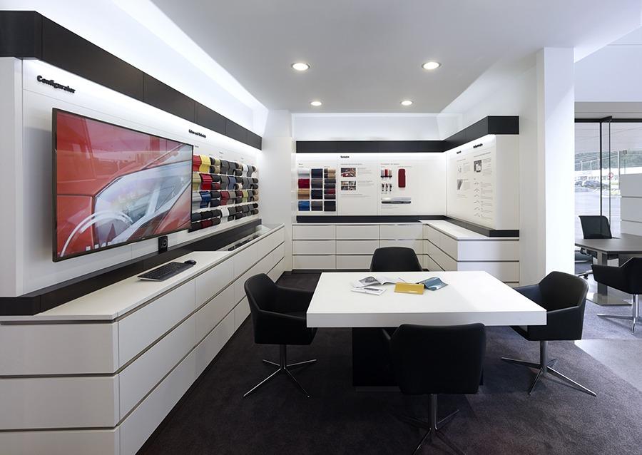 Paul Miller Porsche  (New Jersey)  Top Architects | Mike Wilkins from Callison Top Architects Mike Wilkins from Callison 4