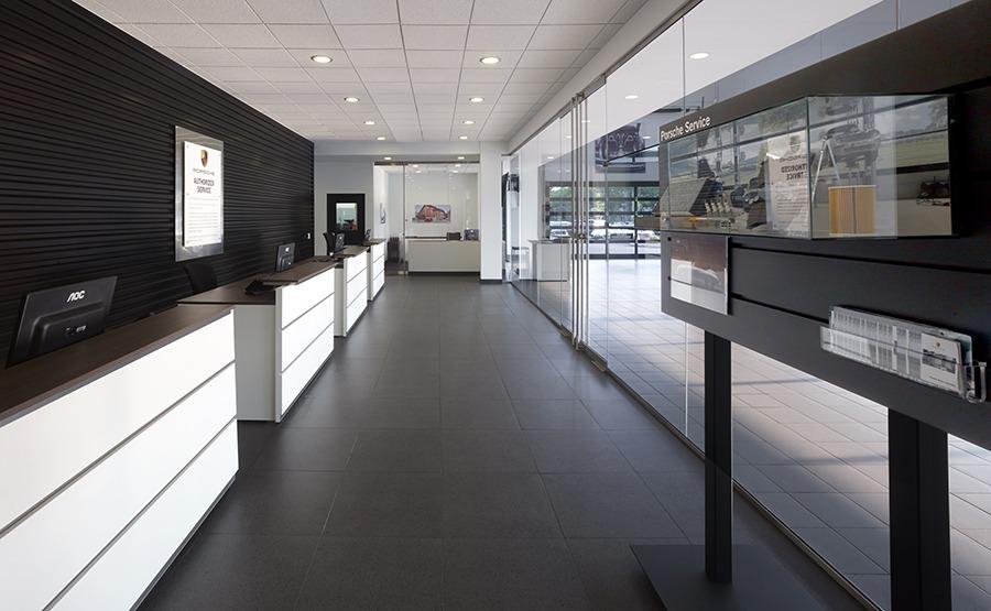 Paul Miller Porsche  (New Jersey)  Top Architects | Mike Wilkins from Callison Top Architects Mike Wilkins from Callison 6