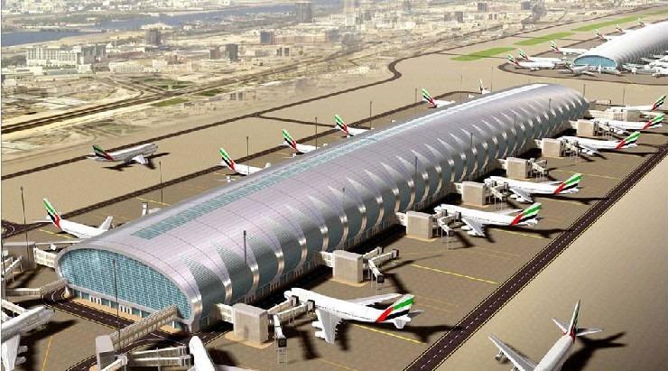 Top Designers Dar Al Riyadh Group and Dar Al-Handasah dubai international airport
