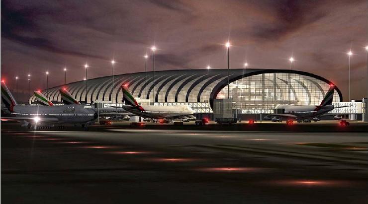 Top Designers Dar Al Riyadh Group and Dar Al-Handasah dubai international airport2
