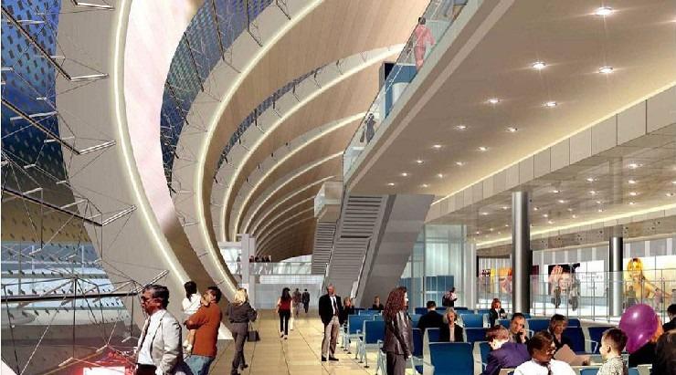 Top Designers Dar Al Riyadh Group And Handasah Dubai International Airport3