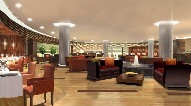 Top Designers Dar Al Riyadh Group And Handasah Dubai International Airport4