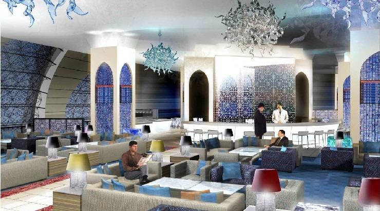 Top Designers Dar Al Riyadh Group And Handasah Dubai International Airport6