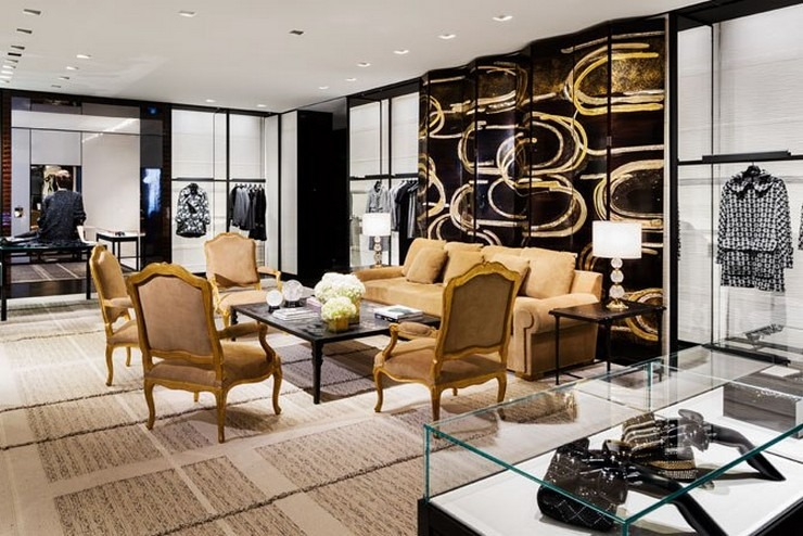 Top Interior Designers Peter Marino  Celebrity News: Meet New Chanel Store by Peter Marino Top Interior Designers Peter Marino 11