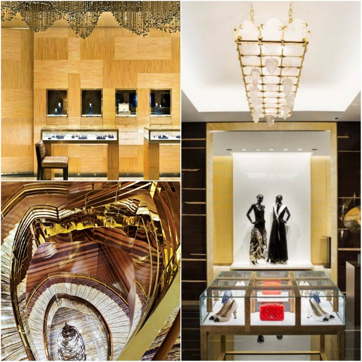 Top Interior Designers Peter Marino  Celebrity News: Meet New Chanel Store by Peter Marino Top Interior Designers Peter Marino 13