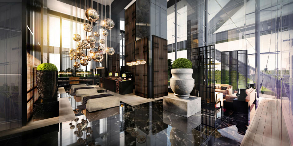 The Most Iconic Projects By Kelly Hoppen Tower Taiwan 1