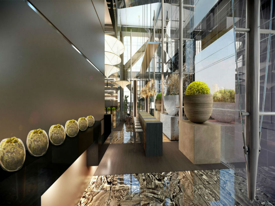 The Most Iconic Projects By Kelly Hoppen Tower Taiwan 6