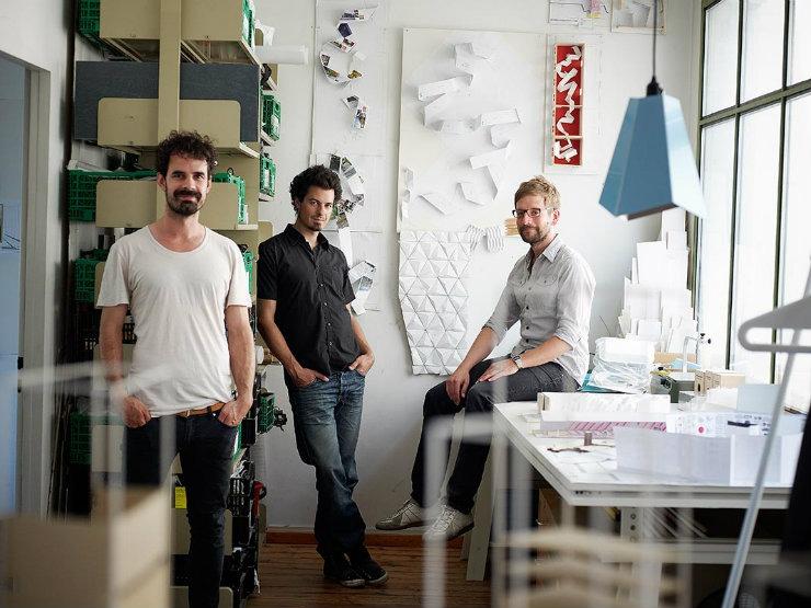 ZMIK  Top Interior Designers | Rolf Indermühle & Mattias Mohr ZMIK