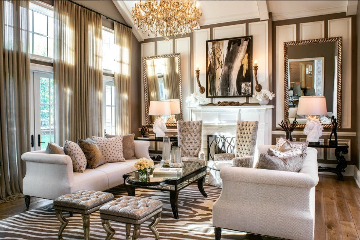 French Interior Design Calabasas