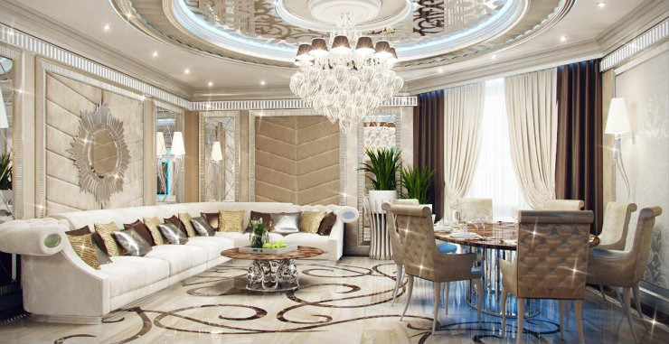 Top interior designers antonovich design page 2 best - Decor oriental design interieur luxe antonovich ...