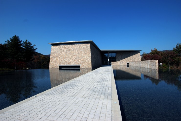 best-interior-designers-Top-architects-Tadao-Ando-Hansol-Museum  Top architects | Tadao Ando best interior designers Top architects Tadao Ando Hansol Museum e1440751498478