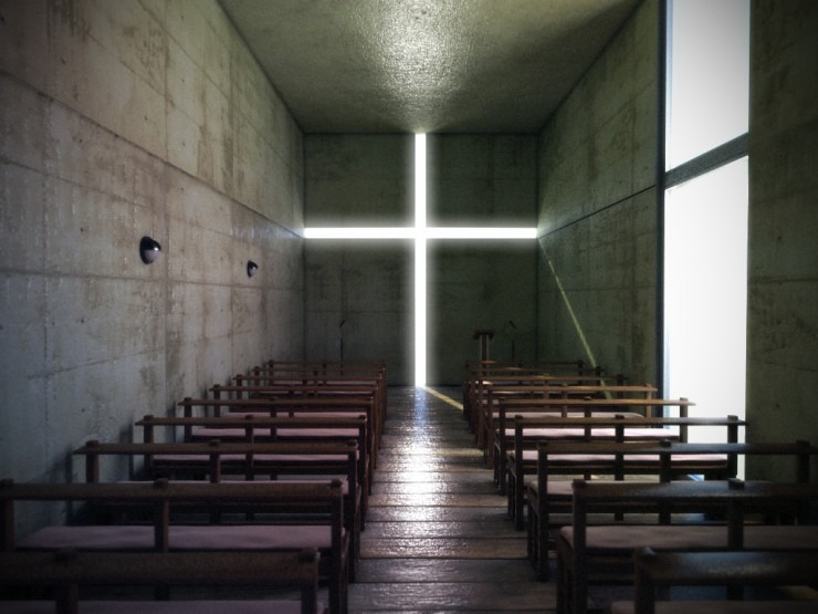 best-interior-designers-Top-architects-Tadao-church of the light-Baraki-Osaka  Top architects | Tadao Ando best interior designers Top architects Tadao church of the light Baraki Osaka e1440754044561