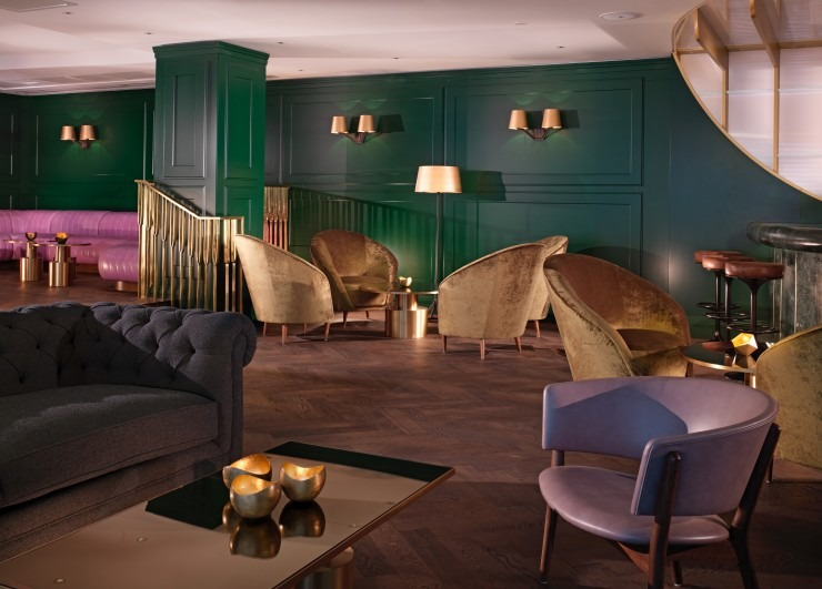 Best Interior Designers Tom Dixon Mondrian Hotel London