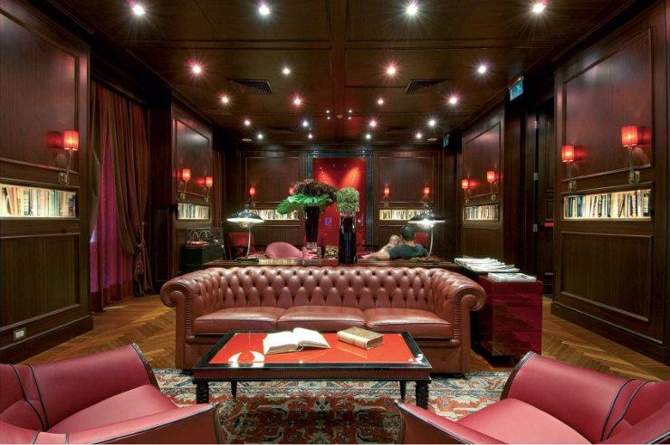 boscolo-aleph-roma  Top Interior Designers |Tihany Design boscolo aleph roma