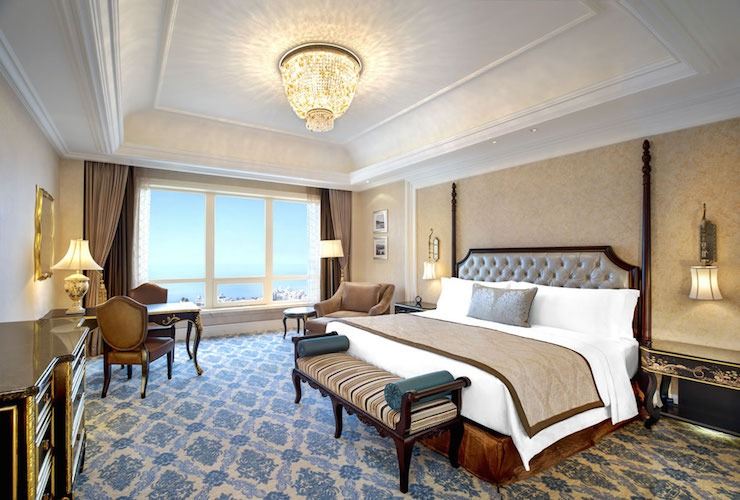 castle-hotel-dalian-lower-king-bed-room  Top Interior Designers | Hirsch Bedner Associates California castle hotel dalian lower king bed room
