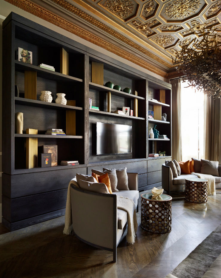 Top Interior Designers | Fiona Barratt-Campbell commercial development hyde park 2