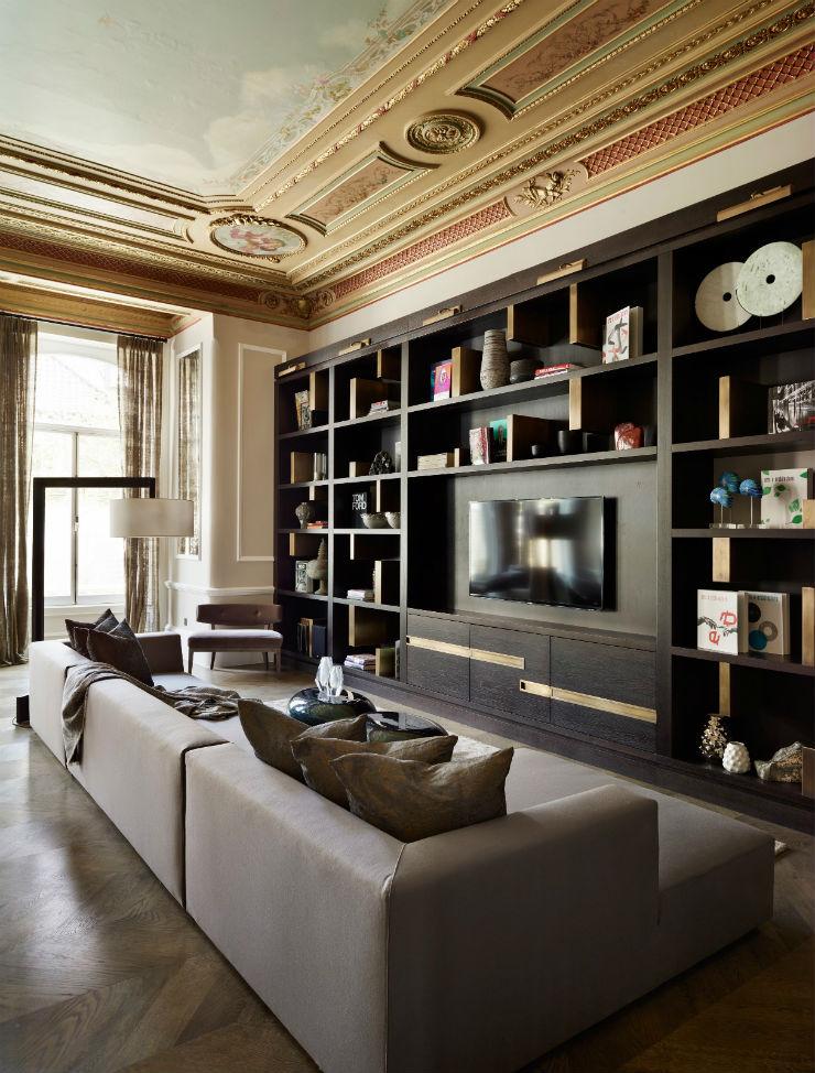 Top Interior Designers | Fiona Barratt-Campbell commercial development hyde park 3