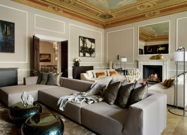 Top Interior Designers | Fiona Barratt-Campbell commercial development hyde park 4