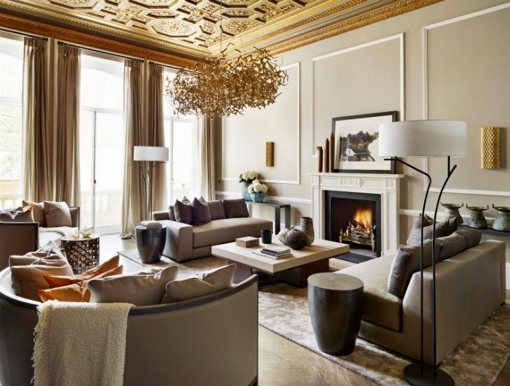 Top Interior Designers | Fiona Barratt-Campbell commercial development hyde park 6