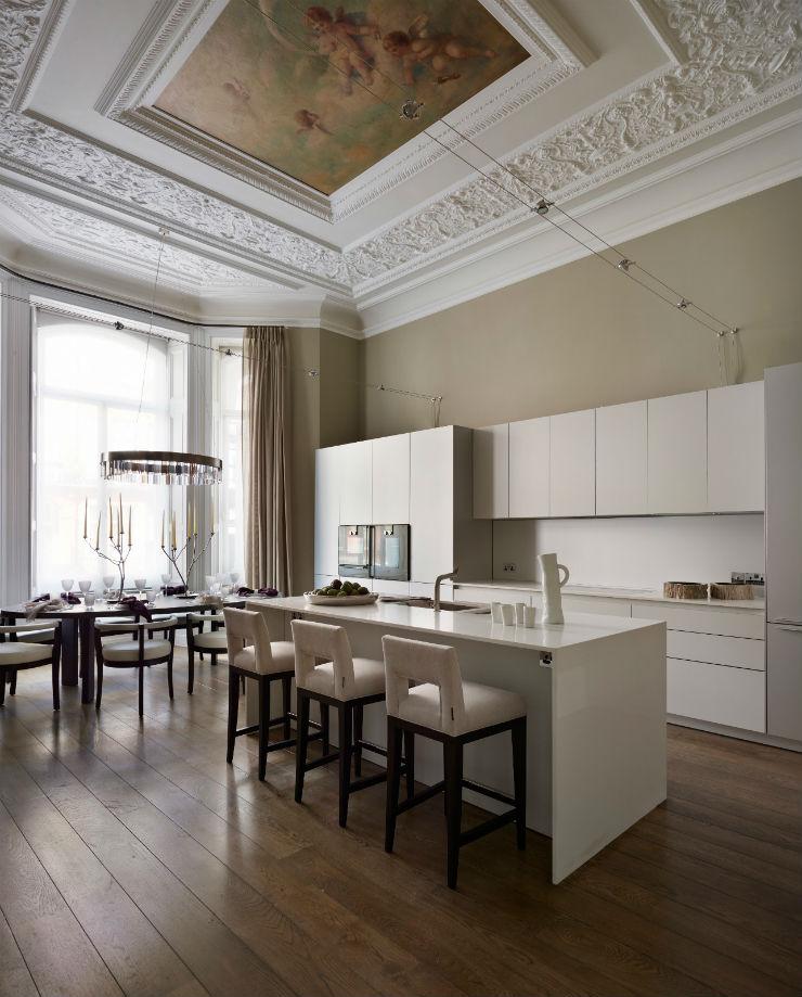 Top Interior Designers | Fiona Barratt-Campbell commercial development hyde park1