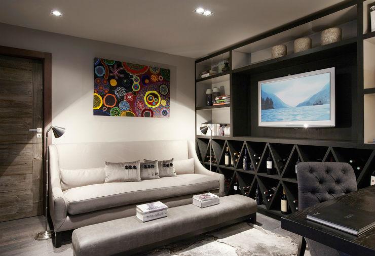Top Interior Designers | Fiona Barratt-Campbell commercial residence verbier switzerland 6