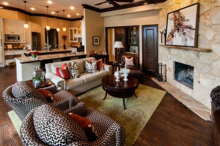 Top Interior Designer | Stephanie Kratz  Interior designers: Stephanie Kratz family room comfort 2