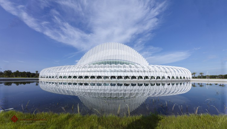 Florida Polytechnic University, Santiago Calatrava Architect santiago calatrava Top Architects | Santiago Calatrava florida polytechnic sciencie innovation and technology campus santiago calatrava 24 e1439368994336