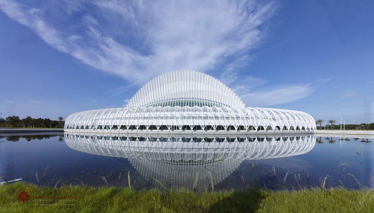 Florida Polytechnic University, Santiago Calatrava Architect  Top Architects | Santiago Calatrava florida polytechnic sciencie innovation and technology campus santiago calatrava 24 e1439368994336
