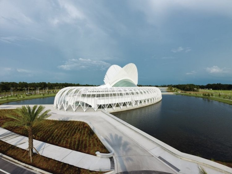 florida-polytechnic-sciencie-innovation-and-technology-campus-santiago-calatrava_26 santiago calatrava Top Architects | Santiago Calatrava florida polytechnic sciencie innovation and technology campus santiago calatrava 26 e1439369153299