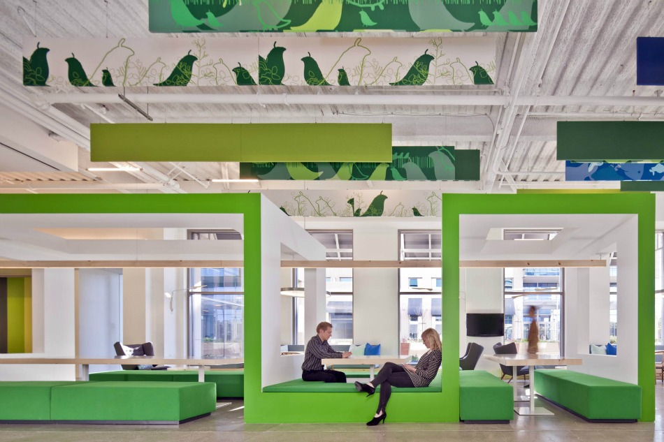 gensler Top Interior Designers | Gensler California gensler3