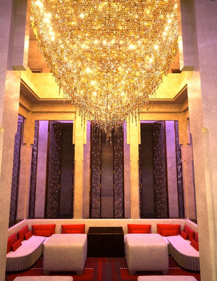 hotellounge  Top Interior Designers | Barbara Pfeffer-Martinuzzi hotellounge