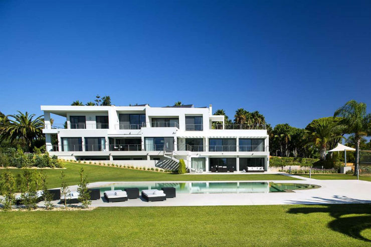 modern algarve villa 1