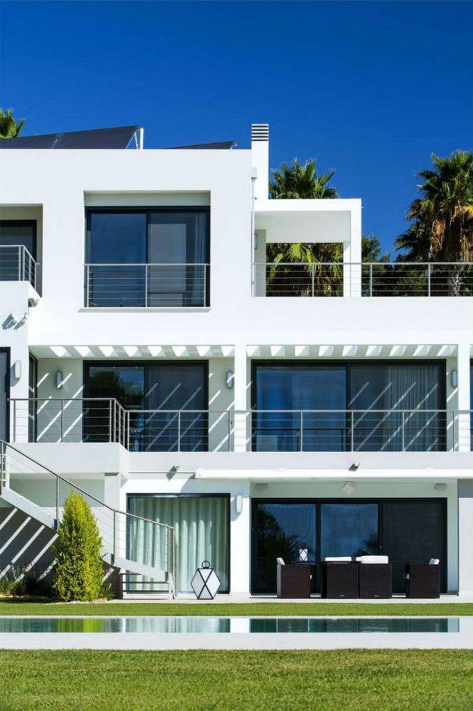 modern algarve villa 2 Staffan Tollgard Top Interior Designer | Staffan Tollgard modern algarve villa 2