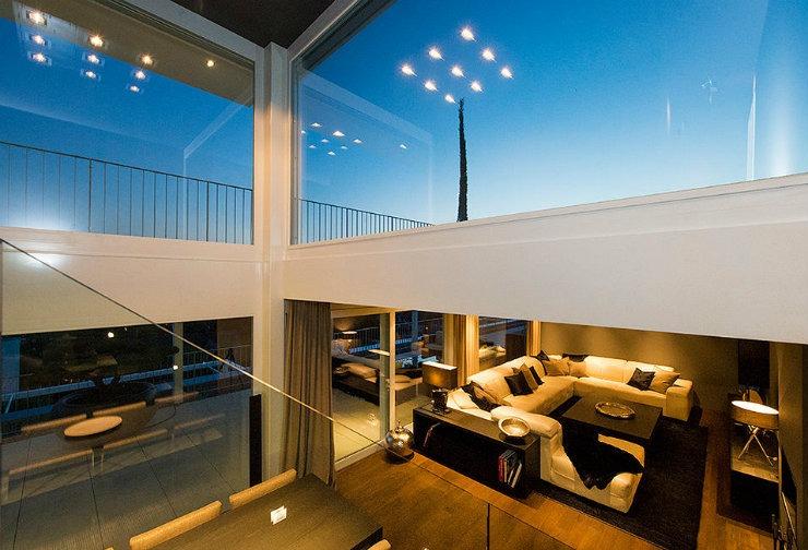 penthaus sky blue 5  Top Interior Designers | Barbara Pfeffer-Martinuzzi penthaus sky blue 5