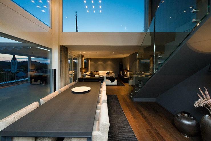 penthaus sky blue  Top Interior Designers | Barbara Pfeffer-Martinuzzi penthaus sky blue