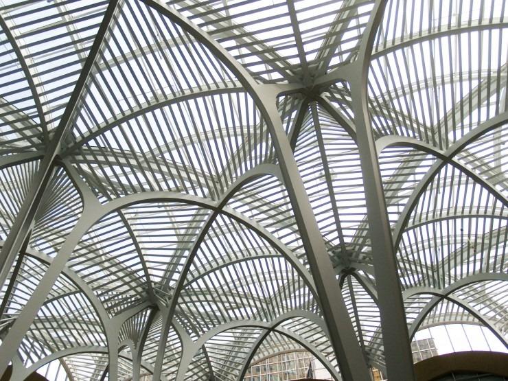 OLYMPUS DIGITAL CAMERA  Top Architects | Santiago Calatrava santiago calatrava Allen Lambert Galleria 6 e1439315171877