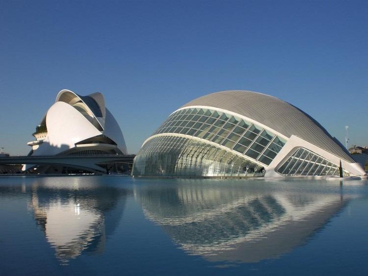 santiago-calatrava-City-of-Arts-and-Sciences-valencia-17  Top Architects | Santiago Calatrava santiago calatrava City of Arts and Sciences valencia 17 e1439368091507