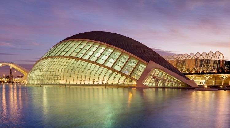 santiago-calatrava-City-of-Arts-and-Sciences-valencia-18  Top Architects | Santiago Calatrava santiago calatrava City of Arts and Sciences valencia 18 e1439368262226