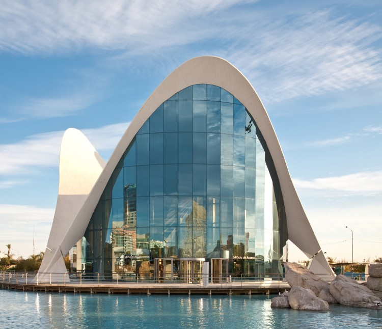 santiago-calatrava-City-of-Arts-and-Sciences-valencia-19  Top Architects | Santiago Calatrava santiago calatrava City of Arts and Sciences valencia 19 e1439368186138