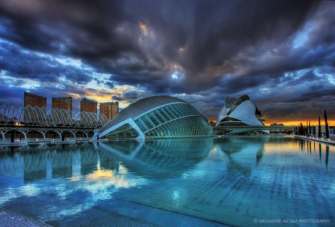 santiago-calatrava-City-of-Arts-and-Sciences-valencia-20  Top Architects | Santiago Calatrava santiago calatrava City of Arts and Sciences valencia 20
