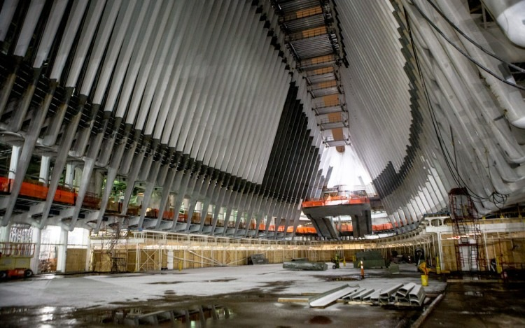 santiago-calatrava-wtc transportation hub new york-10 santiago calatrava Top Architects | Santiago Calatrava santiago calatrava wtc transportation hub new york 10 e1439367693159