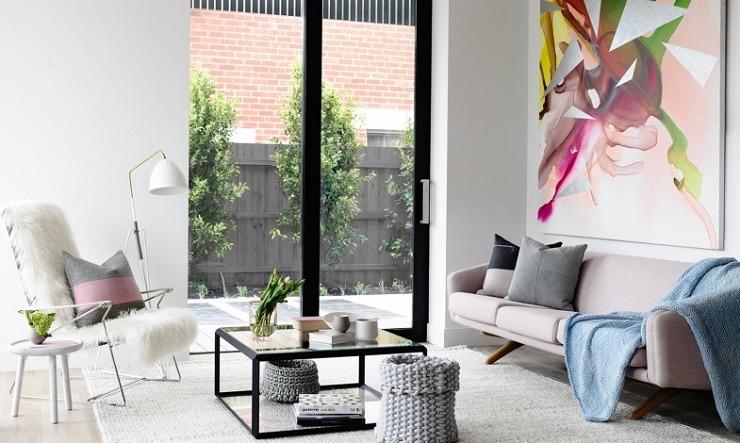 secção 10.1 crispt street apartment  TOP INTERIOR DESIGNERS | Miriam Fanning sec    o 10