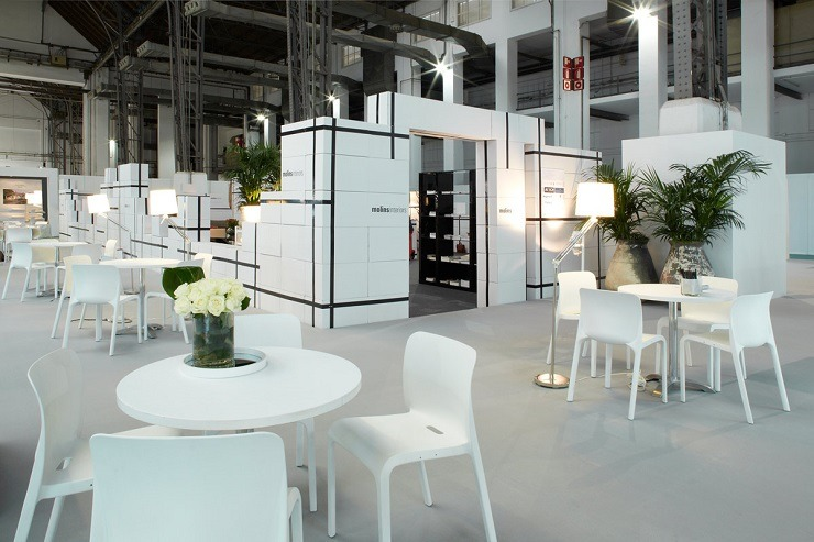 TOP INTERIOR DESIGNERS | MOLINS INTERIORS  TOP INTERIOR DESIGNERS | MOLINS INTERIORS stands ferias molins interiors 3