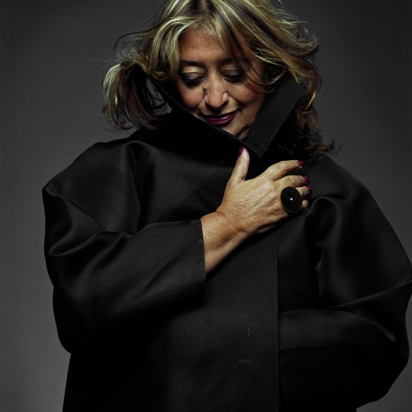 bestinteriordesigners-Top Interior Designers | Zaha Hadid - photo  Architecture with Zaha Hadid th e350a0cdc63f62e40138036e5e973975 zahahadidbystevedouble forweb 0272