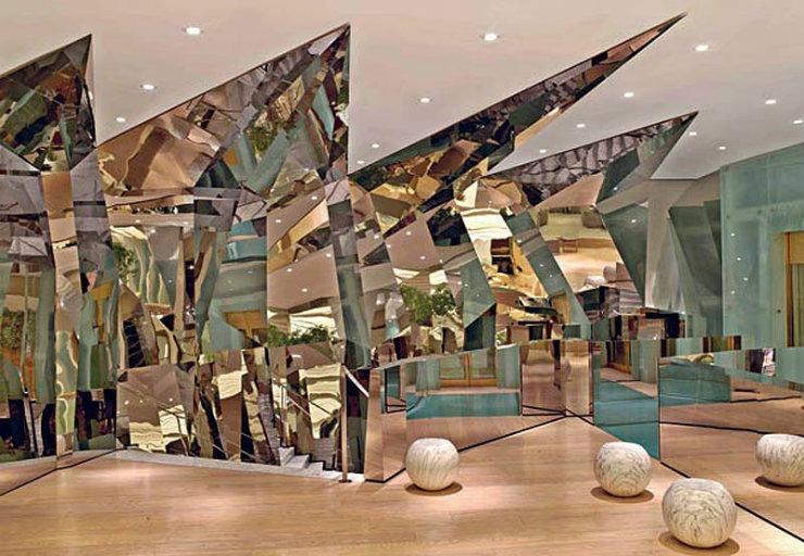 Top Interior Designers Tihany Design