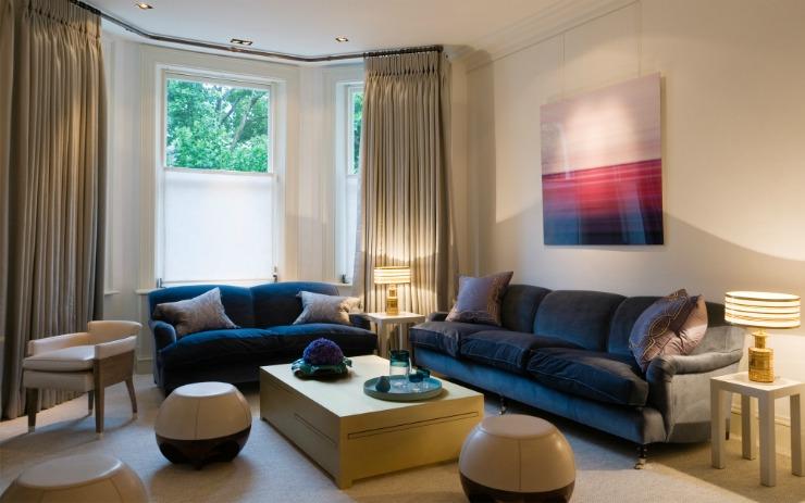 Top interior designers david collins gallery villa london 2 top interior designers david collins for Best interior designers london