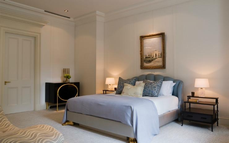Top interior designers david collins gallery villa london top interior designers david collins for Best interior designers london